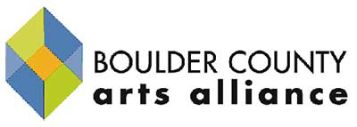 Boulder County Arts Alliance logo - Links to website