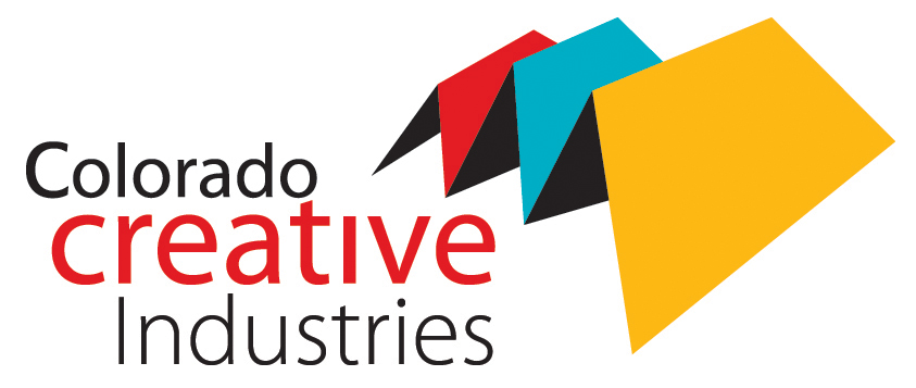 Colorado Creative Industries logo - Links to website
